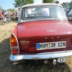 AUTO UNION DKW F 12 DELUXE Heck