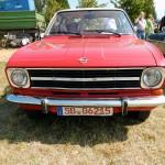 Opel Kadett B Automatic Front