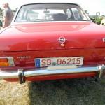 Opel Kadett B Automatic Heck