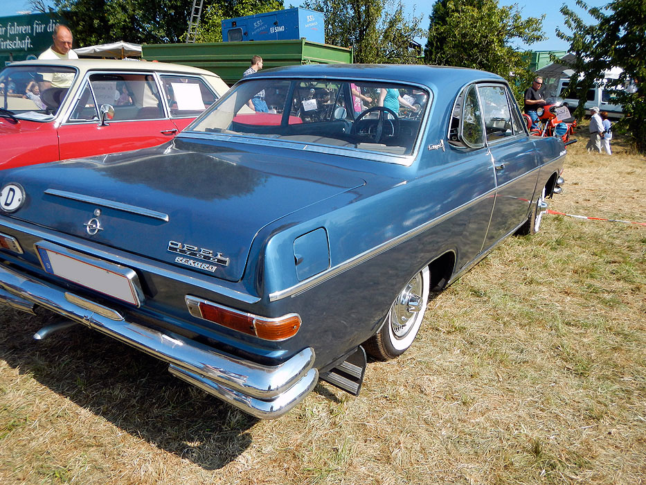 Opel Rekord A R3 Coupe