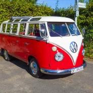 Die Geschichte des VW T1 – T5