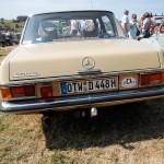 Mercedes Benz 200 D/8 Heck