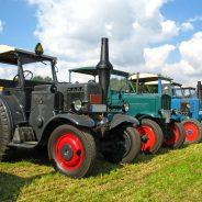 Oldtimer-Traktor restaurieren – so leicht geht's