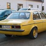 Opel Kadett Heck