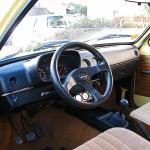 Opel Kadett innen