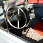 Renault 4 CV Innen