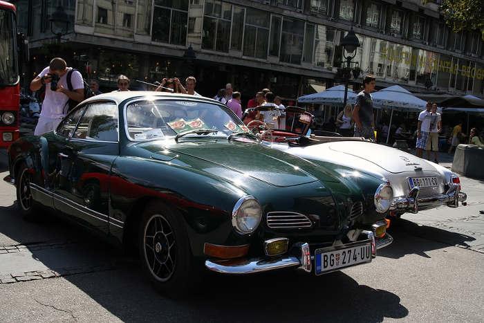 Tuningteile für Oldtimer – alte Autos kräftig aufmotzen
